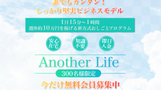 Another Life(アナザーライフ)